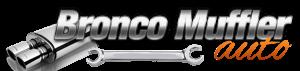 bronco muffler over heating engine